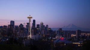 A little bit about Seattle, Washington