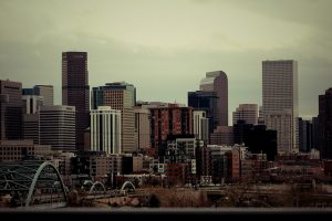 Why move to Denver - Denver skyline