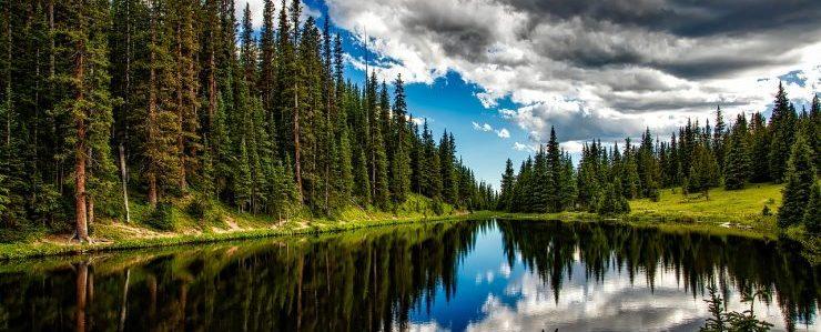 lake Irene Colorado