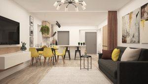 Moving into a Studio Apartment