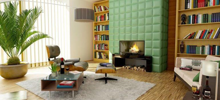 Elegant house interior