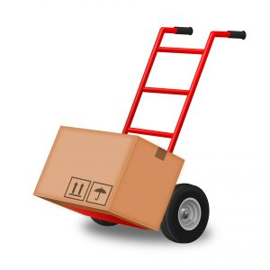 Hire a reliable moving company.