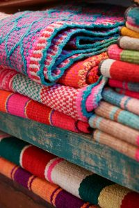 Blankets to protect wooden furniture during relocation