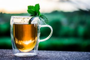 image of a tea
