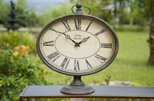 an expensive clock your movers will pack and move for your Summer move to Broomfield