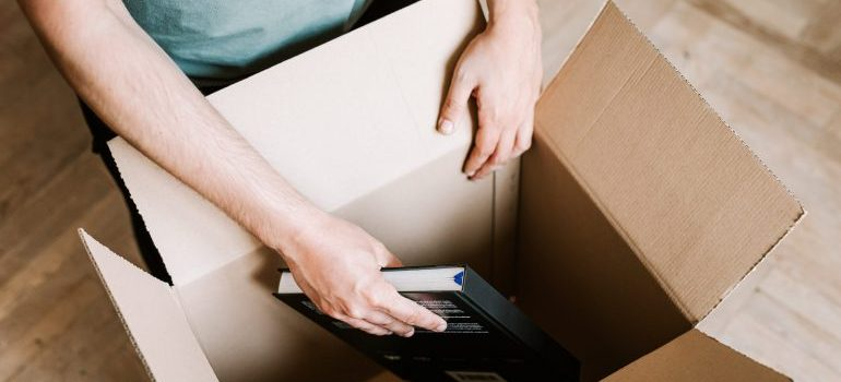 Hire well-trained movers to help your relocate.