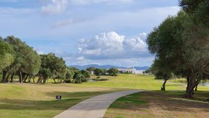 A golf course for golfers to enjoy in one of the best neighborhoods to live in Boulder County