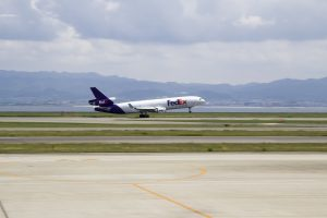 FedEx plane as one of the business opportunities in Boulder County
