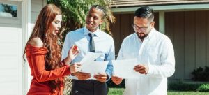A real estate agent can help you buying your first home in Evergreen